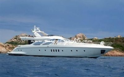 Motor yachts for rent croatia with europe yachts charter for Motor yacht seven seas