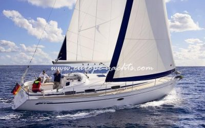 Sailing with the Bavaria 37