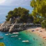 Brela Croatia Beach