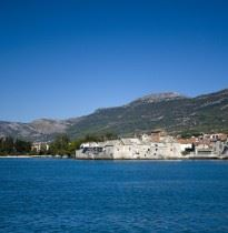 Marina Kastela Croatia sea view