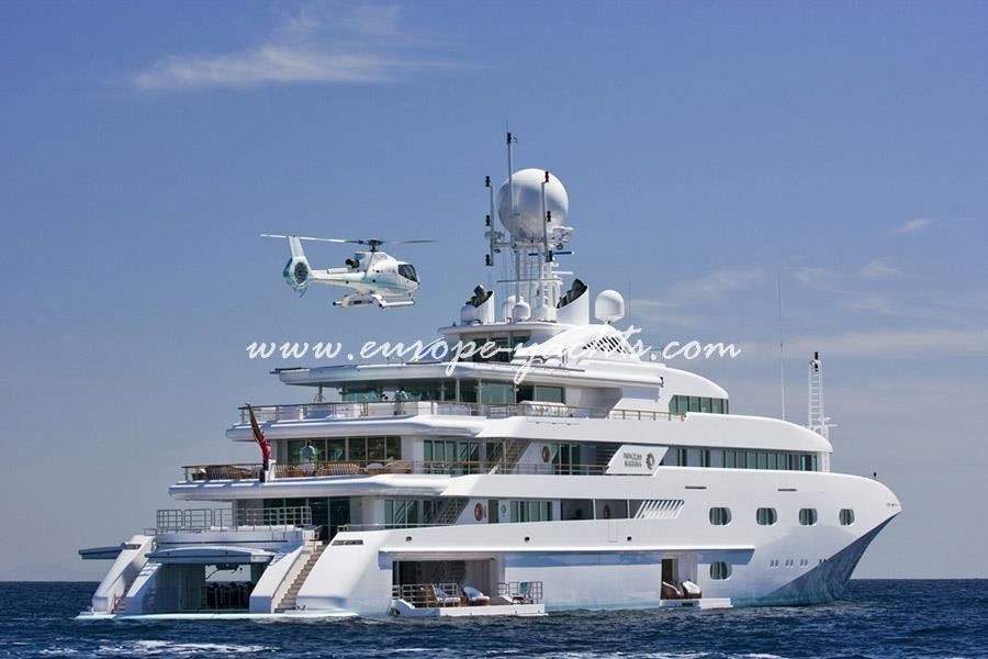 Luxury Yacht Charter on Mediterranean