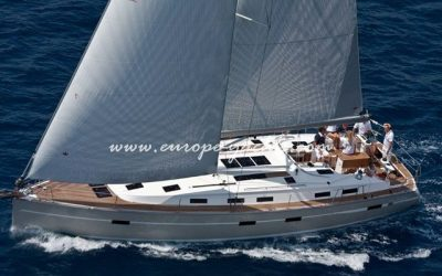 Bavaria 50 Sailing Greece