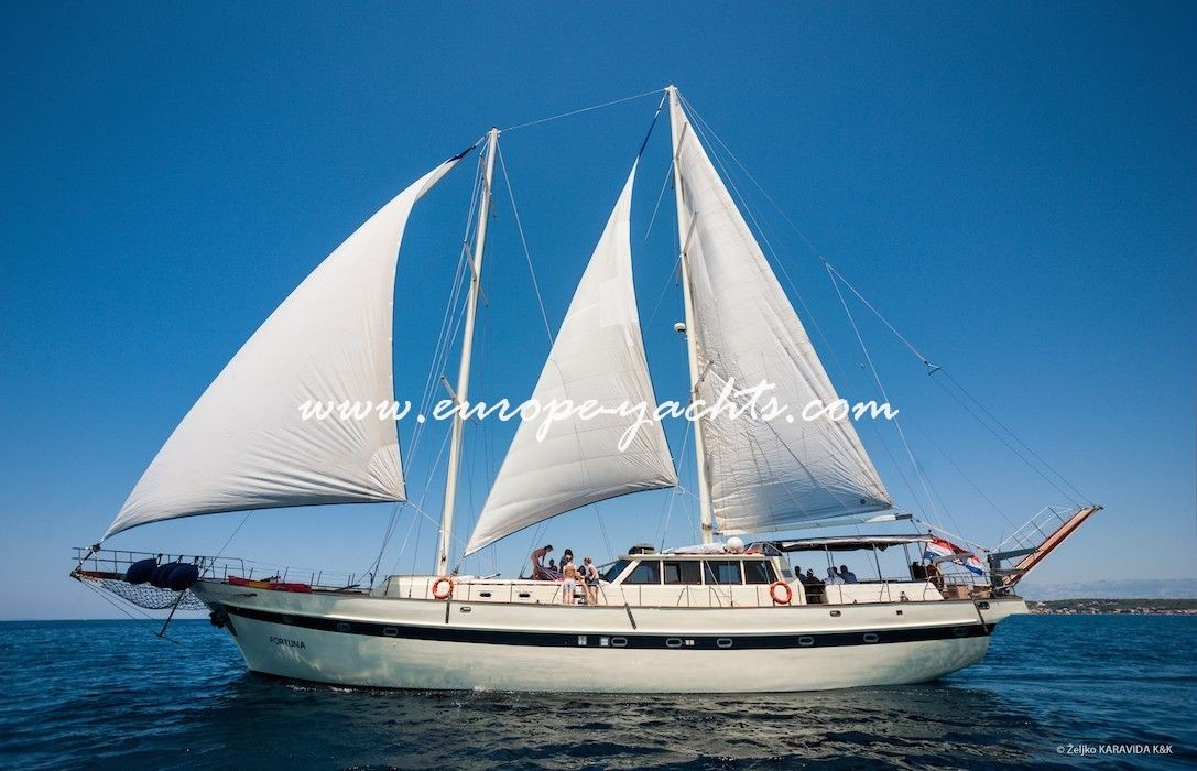 Luxury Yachts Charter Croatia