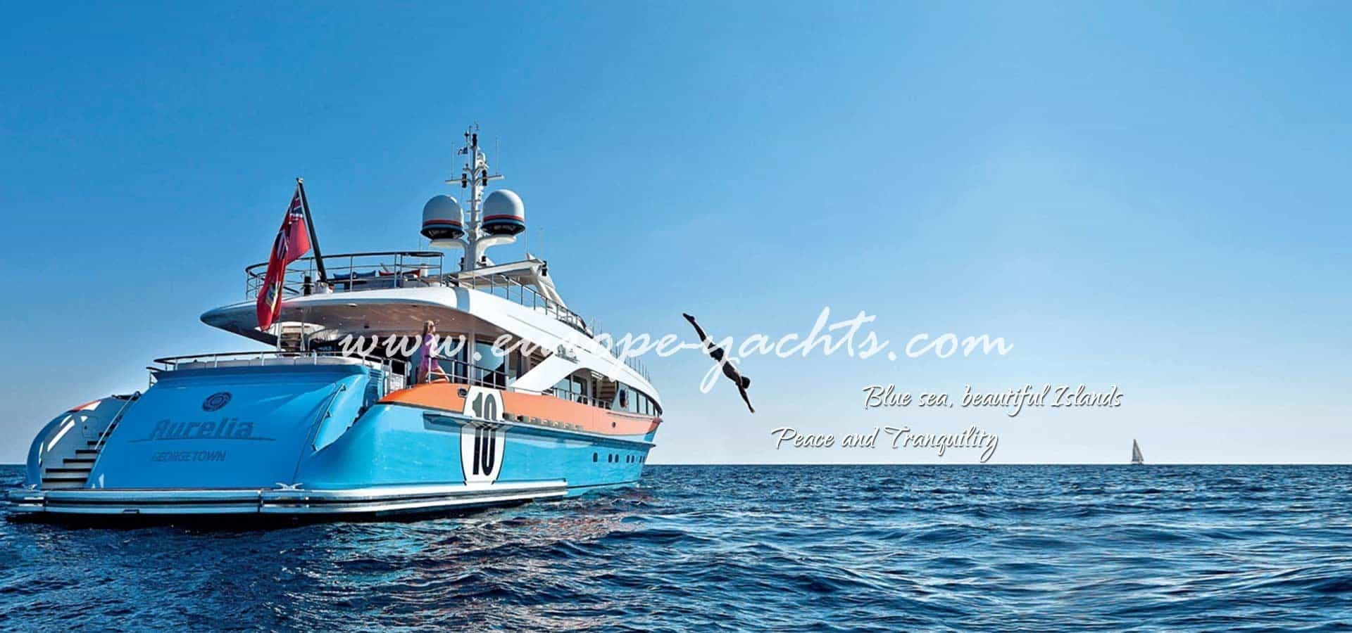 Europe Yachts Charter main slider 4