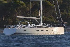 Sail Croatia on board Jeanneau 64 Sailing Yacht Charter Croatia with Europe Yachts