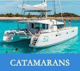 Catamaran Charter in Croatia Greece Mediterranean