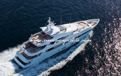 Blush Luxury Mega Yacht for Charter