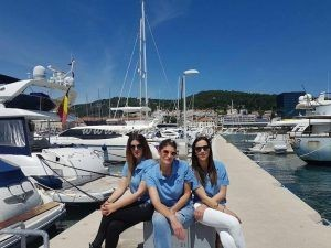 Europe Yachts Central office booking managers