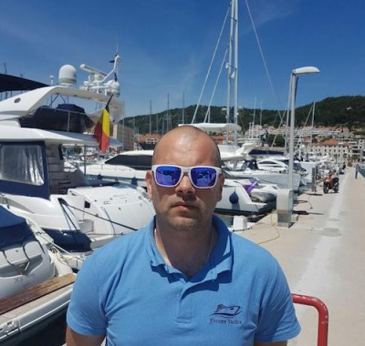 Mario Kuzmanic CEO founder of Europe Yachts Charter