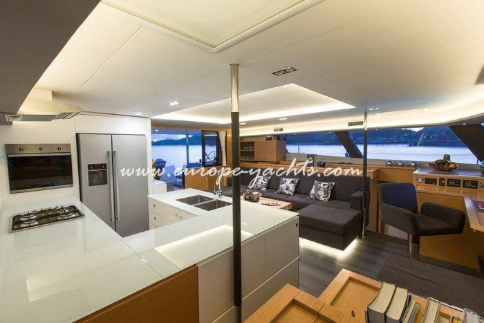 Fountaine Pajot Victoria 67 luxury yacht charter Croatia