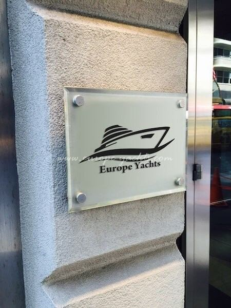 Europe Yachts Charter central office