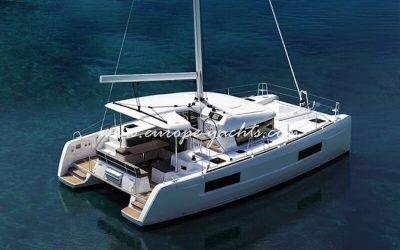 Lagoon 40 for rent in Croatia with Europe Yachts Charter - Catamaran Charter Croatia