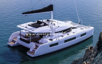 Lagoon 50 for rent in Croatia with Europe Yachts Charter - Catamaran Charter Croatia
