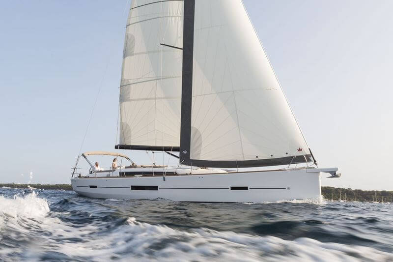 Dufour 520 GL for rent in Croatia with Europe Yachts Charter - Sailing Boat Charter Croatia