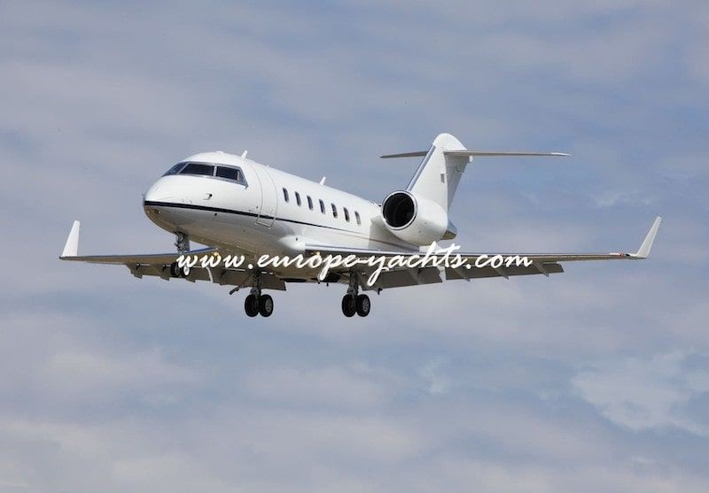 Private Jet Luxury Transfer